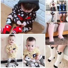 <b>Toddler Kids Baby Boys</b> Girls Cotton <b>Cartoon</b> Stockings Knee Highs ...