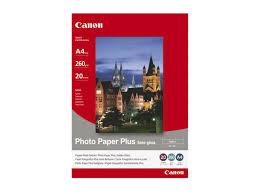 Фотоаксессуар <b>Фотобумага Canon</b> Plus Semi-gloss (<b>SG</b>-<b>201</b>) A4 ...