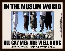 Risultati immagini per islam gay people