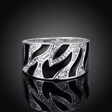 Женское <b>серебряное кольцо</b>, свадебное <b>ювелирное изделие</b> ...