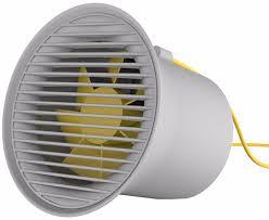 Купить настольный USB-<b>вентилятор Baseus Small Horn</b> Desktop ...