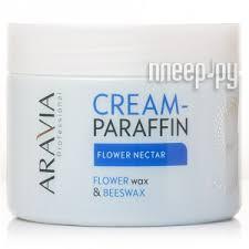 Купить Крем-<b>парафин Aravia Professional</b> Flower Nectar по низкой ...