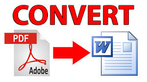 how to convert pdf file to doc docx word file tutorial how to convert pdf file to doc docx word file tutorial