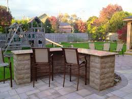 Outdoor Patio Kitchen Patio Kitchen Outdoor Living With Archadeck Of Chicagoland