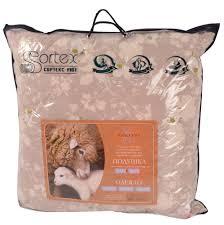 <b>Подушка</b> Sortex «Классика» из овечьей шерсти, 70х70 см купить ...