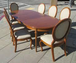 Thomasville Cherry Dining Room Set Uhuru Furniture Amp Collectibles Sold Thomasville Dining Room Set