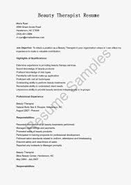 resume for beauty therapist  fancy resume for beauty therapist 29 about remodel line drawings resume for beauty therapist
