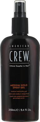 <b>American Crew Спрей-гель для</b> волос средней фиксации Classic ...