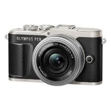 Цифровой <b>фотоаппарат Olympus Pen E-PL9</b> Kit 14-42mm EZ black