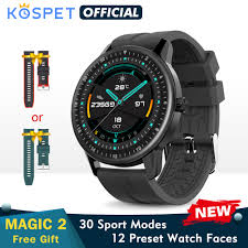 New <b>KOSPET MAGIC 2</b> Smart Watch Men Waterproof Sport Band ...