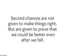 Second Chances on Pinterest | Greek Quotes, Guy Friendship Quotes ...