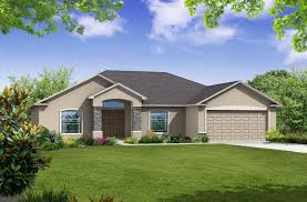 Three Bedroom Floor Plans   Southern Homes of Polk CountyThree Bedroom Floor Plans
