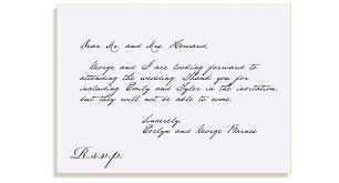 formal response card etiquette mind your rsvps qs rsvp etiquette traditional rsvp folled out