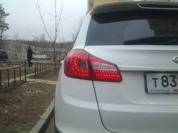 LED . Светодиоды в <b>задние фонари</b>. — DRIVE2