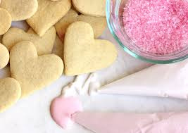 <b>Pink</b> Beet Icing and <b>Sugar Sprinkles</b>   Flo and Grace