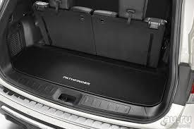 <b>Коврик в багажник велюр</b> Nissan Pathfinder R52 (KE840-3J000 ...