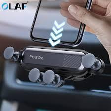 <b>Olaf</b> Gravity Car <b>Holder</b> For <b>Phone</b> in Car Air Vent Clip <b>Mount</b> No ...