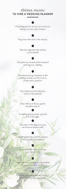 migliori idee su wedding planner office su 13 reasons to hire a wedding planner