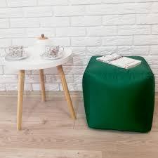 ROZETKA | <b>Пуфик Beanbag</b> «<b>Куб</b>» green. Цена, купить <b>Пуфик</b> ...