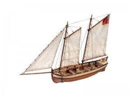 <b>Сборная деревянная модель</b> шлюпки корабля <b>Artesania</b> Latina ...