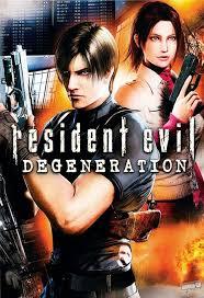 Resident Evil: Degeneracion