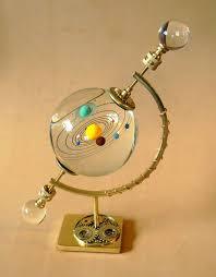 Steampunk <b>Style</b> Clockwork <b>Solar System</b> Steampunk <b>Style</b> in 2020 ...