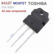 Freeshiping <b>Original TOSHIBA new</b> components MOSFET K4107 ...