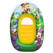 <b>Bestway Надувная</b> лодочка <b>Mickey</b> Mouse купить за в Краснодаре