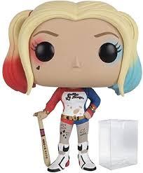 <b>Funko Pop</b>! DC Comics: Suicide Squad - <b>Harley Quinn Pop</b>! <b>Vinyl</b> ...