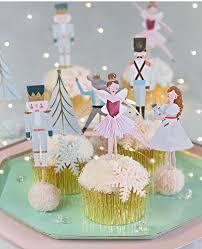 <b>Набор</b> для капкейков «Щелкунчик» // <b>Nutcracker</b> cupcake <b>kit</b> by ...