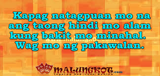 English - Tagalog Love Quotes via Relatably.com