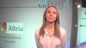 job opening senior financial analyst at altria job opening senior financial analyst at altria