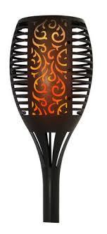 Sharper Image <b>Solar Flame</b> Torch Garden <b>Light</b> | Walmart Canada