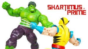 <b>Marvel</b> Legends <b>Hulk</b> & Wolverine 80 Years 2-Pack <b>Hasbro</b> Comic ...