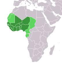 West Africa