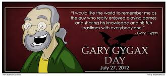 Gary Gygax Quotes. QuotesGram via Relatably.com