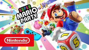 <b>Super</b> Mario Party — релизный трейлер (<b>Nintendo Switch</b> ...