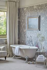 feature vintage wallpaper bathroom  ideas about bathroom wallpaper on pinterest bathroom wallpaper for ba