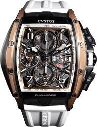 <b>Наручные часы</b> CVSTOS Challenge-III-Chrono-<b>Gold</b>-Titanium ...