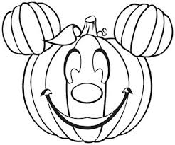 Small Picture Free Printable Pumpkin Coloring Pages For Kids