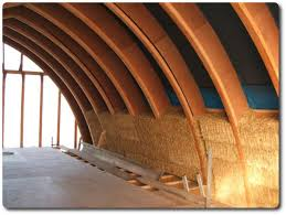 Straw Bale House Upstairs Floor   Vision DevelopmentStraw Bale House Upstairs Floor