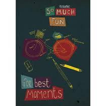 <b>Тетрадь Kroyter</b> For Best Moments А4 210х297 мм в клетку 48 ...