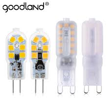 <b>G4 G9 LED Lamp</b> 3W 5W Mini <b>LED Bulb</b> AC 220V DC 12V ...
