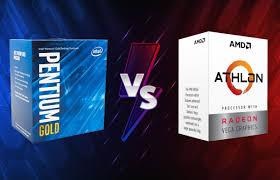 AMD Athlon 200GE vs. <b>Intel Pentium Gold</b> G5400: Cheap CPU ...