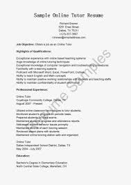 resume english tutor resume printable english tutor resume full size