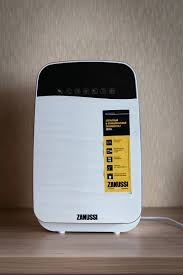 Обзор от покупателя на <b>Увлажнитель воздуха Zanussi ZH</b> 5.5 ...