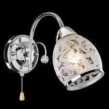 Настенный светильник <b>Бра Eurosvet 30026/1</b> хром