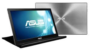 <b>Asus MB168B</b> – портативный <b>монитор</b> с питанием от USB ...