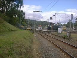 Upper Ferntree Gully railway station