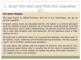 essay of friend